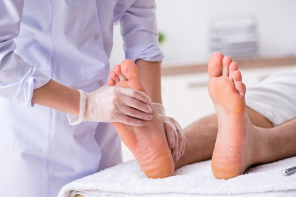 Foot Health Checks