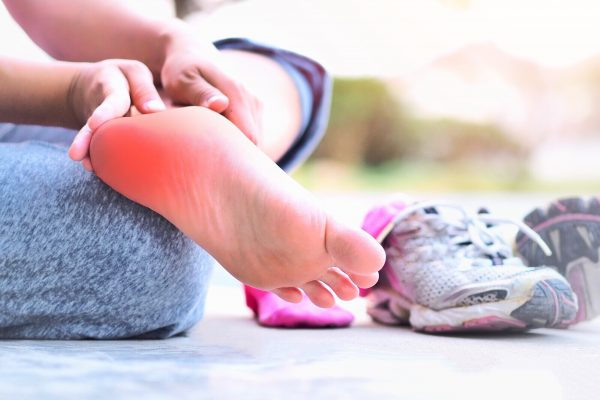 Plantar fasciitis & Heal Pain